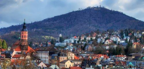 Gorgeous Baden-Baden