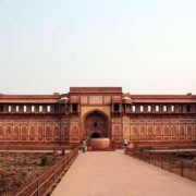 Gorgeous Red Fort of Agra