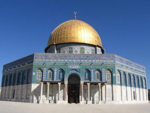 Graceful Dome of the Rock