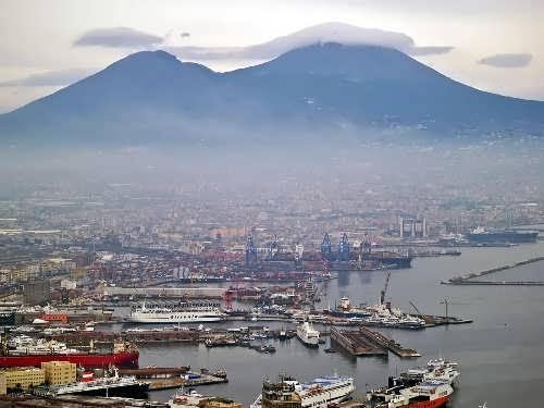 Great Mount Vesuvius