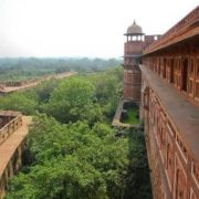 Great Red Fort of Agra