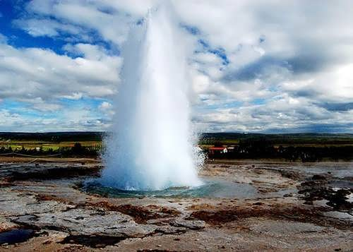 Haukadalur - Valley of Geysers