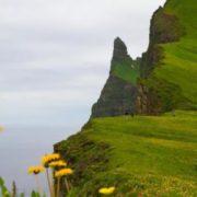 Hornbjerg cliff