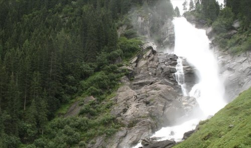 Krimmler Wasserfalle