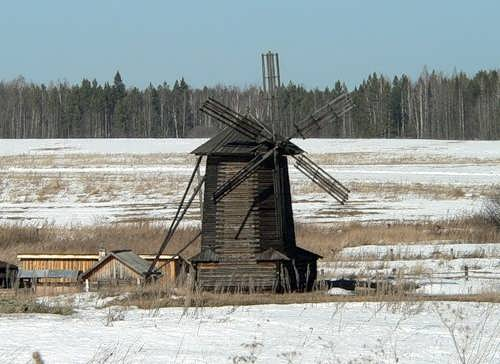 Lovely windmill
