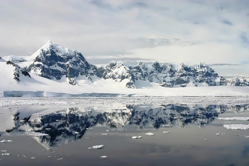 Magnificent Antarctica