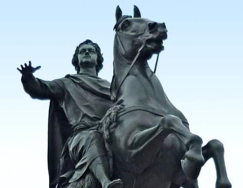 Magnificent Horseman
