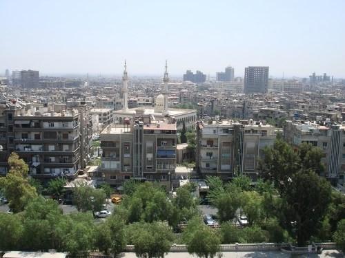 Majestic Damascus
