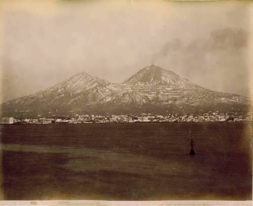 Majestic Mount Vesuvius
