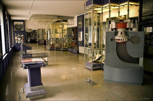 Museum Sayano-Shushenskaya HPP