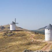 Mykonos. Windmills