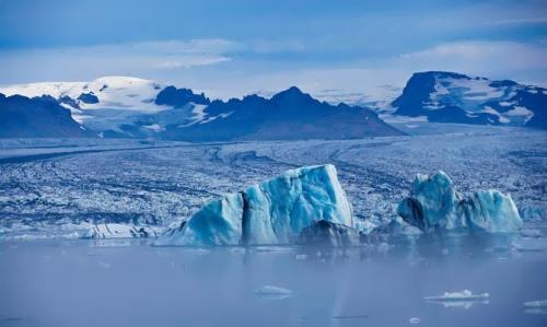 Picturesque Antarctica