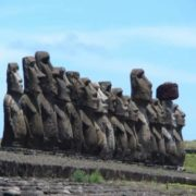Picturesque Easter Island
