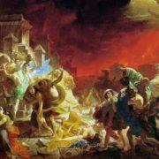Pompeii by Karl Bryullov