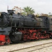 Railway Museum in Damascus