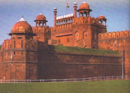 Red Fort of Agra - Lal Qila