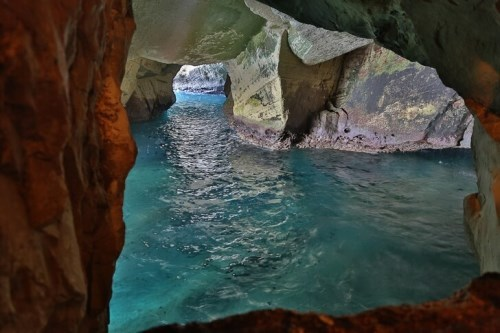 Rosh HaNikra grottes