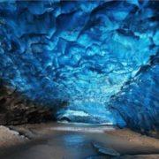 Skaftafell Cave