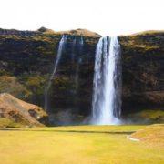 Southern coast of Iceland