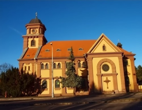 St. Wenceslas Church