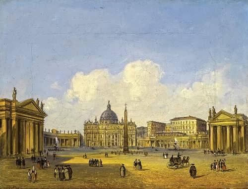 Stunning Basilica of St. Peter