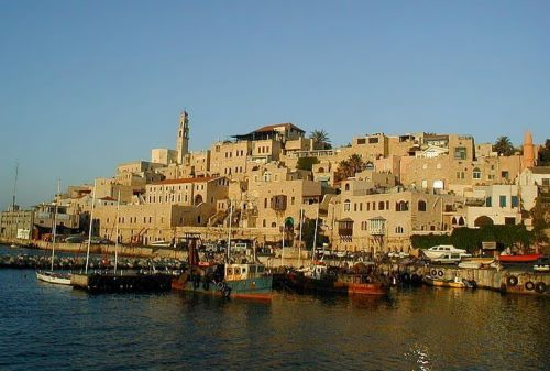 The Old Town of Jaffa
