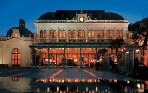 The most famous casino in Baden-Baden