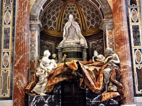 Tomb of Alexander VII