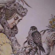 Vadim Gorbatov. Falconry
