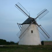 Windmill in Retz