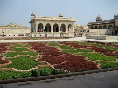 Wonderful Red Fort of Agra