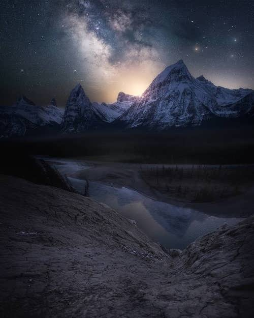 Alien world's by Daniel James Greenwood