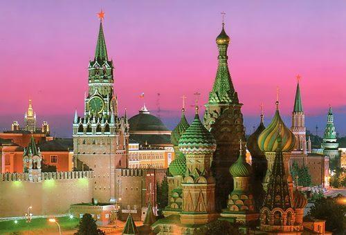 Amazing Moscow Kremlin