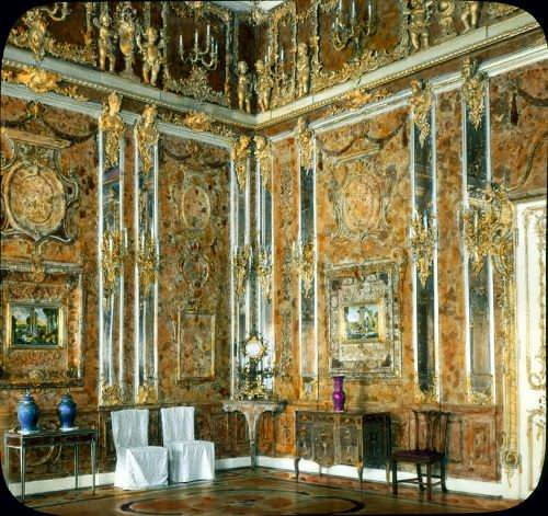 Awesome Amber Room