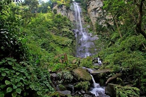 Baklai Falls