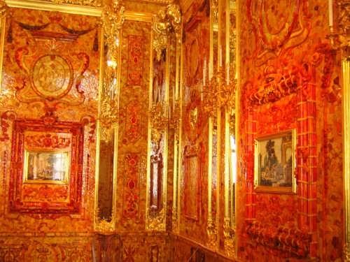 Beautiful Amber Room