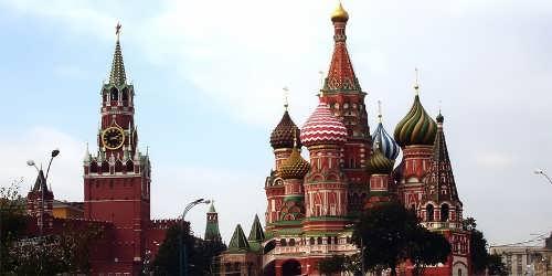Charming Moscow Kremlin