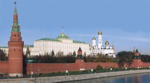 Gorgeous Moscow Kremlin