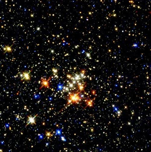 Gorgeous stars