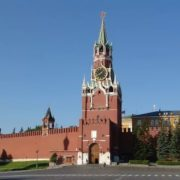 Graceful Moscow Kremlin