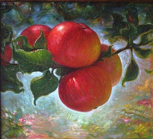 Maikov Igor. Apples