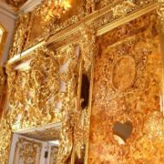 Majestic Amber Room