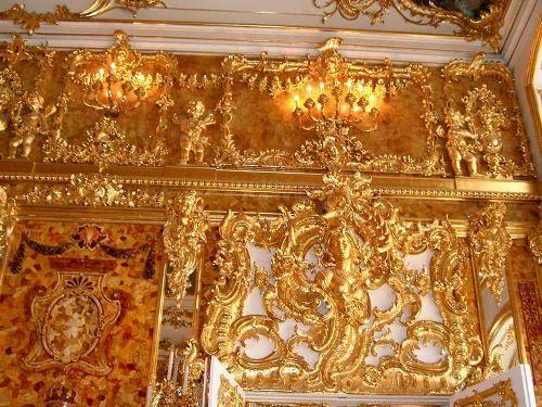 Pretty Amber Room
