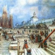 Red Square. 1902 - A.M. Vasnetsov