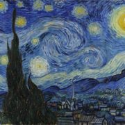 Starry Night. Van Gogh