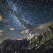 Starry sky by Nicholas Roemmelt