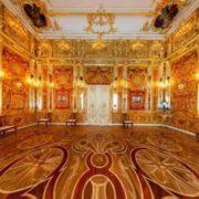 Stunning Amber Room