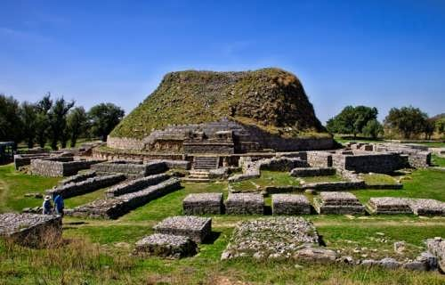 Ancient city Taxila