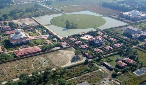 Beautiful Lumbini