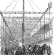 Construction of Crystal Palace